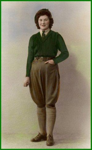 east german breeches